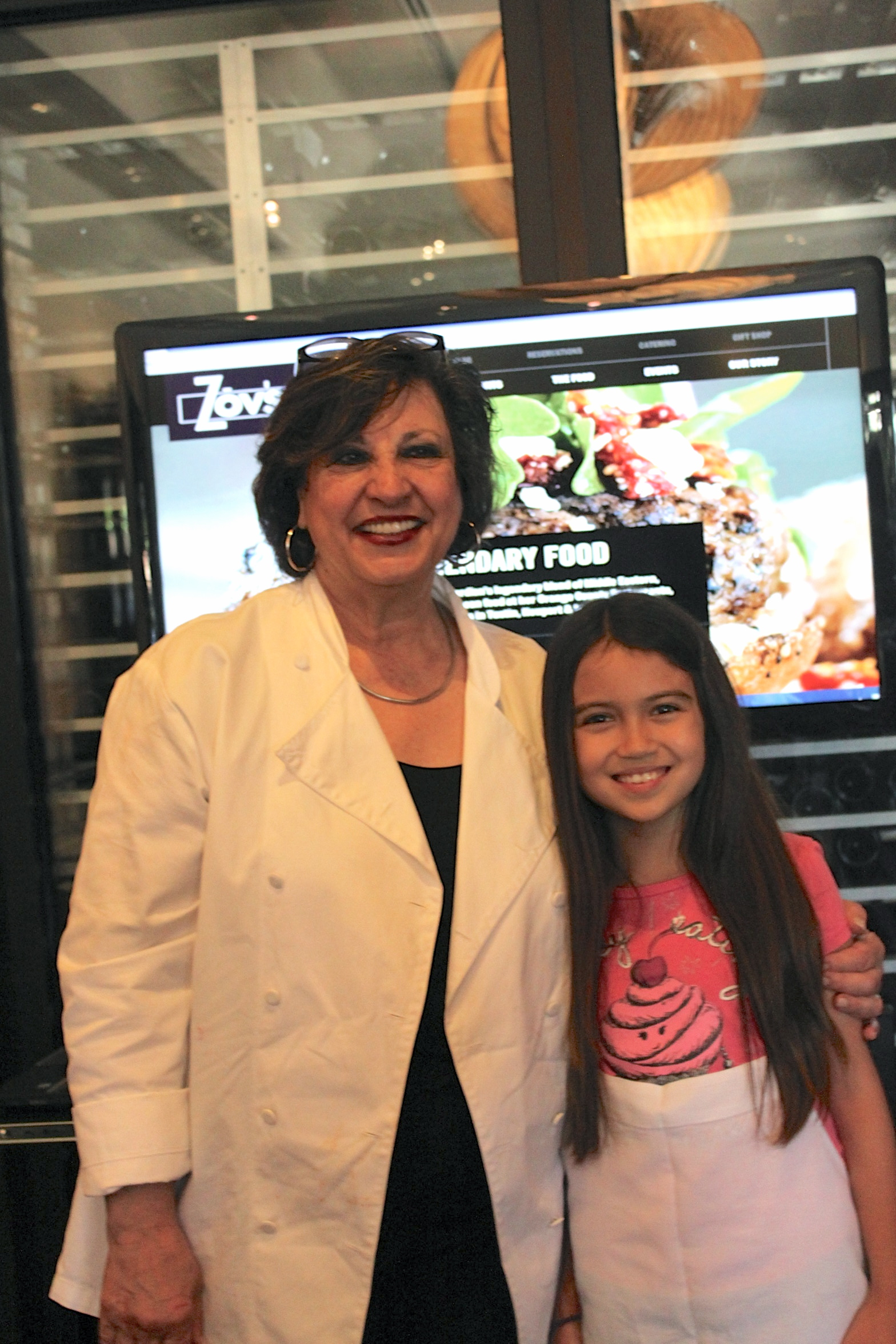 Chef Zov's Kids Chef Search Contest! @Zovs