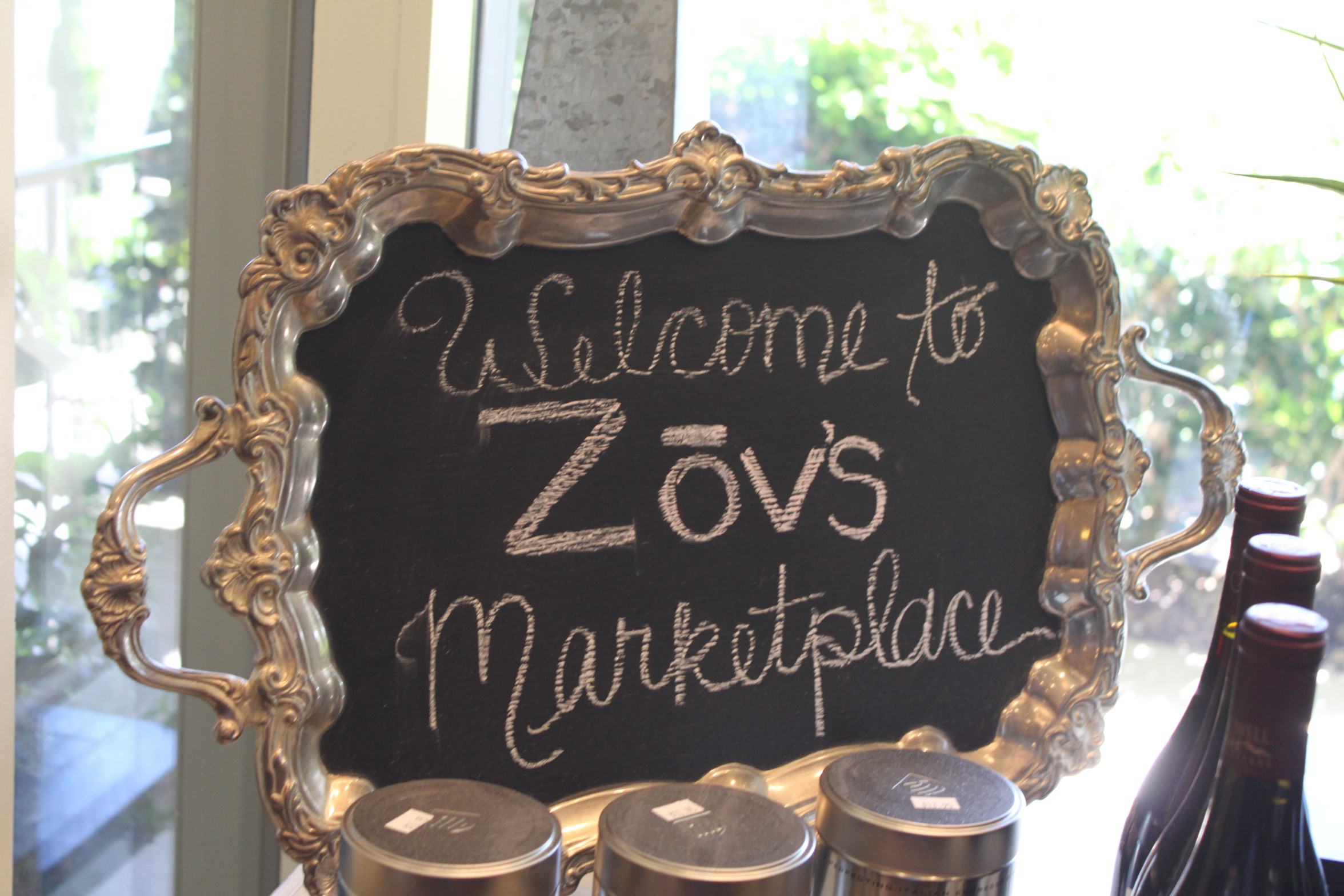 Zov's Marketplace