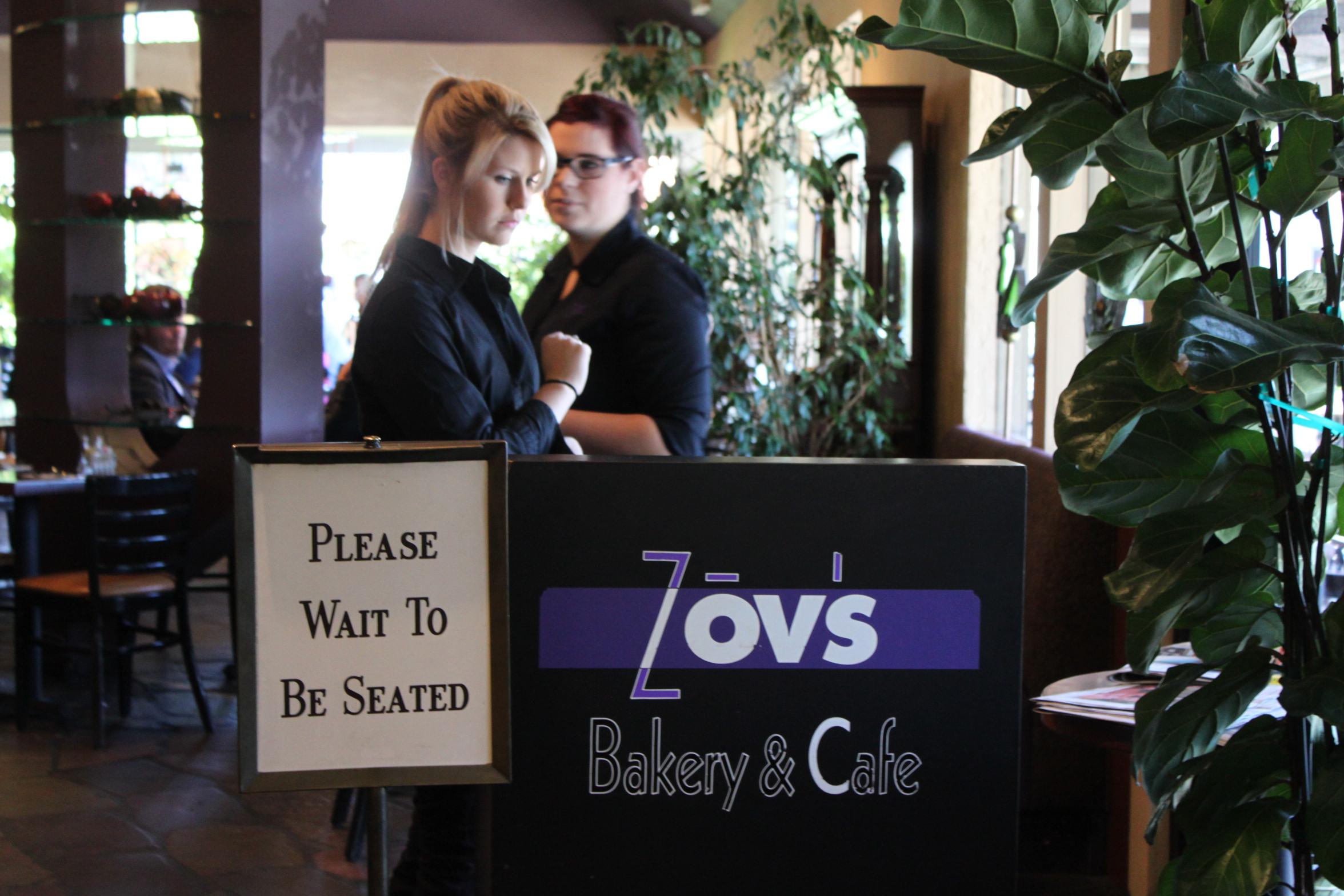 Zov's Bakery