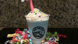 Cotton Candy Blended Frappe Recipe Kidz Kreamz Big Train